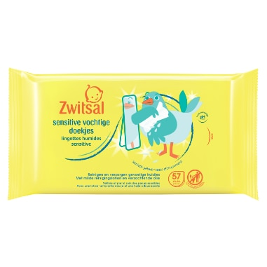 JPEG - Zwitsal Beestenboel Sensitive Wet Wipes